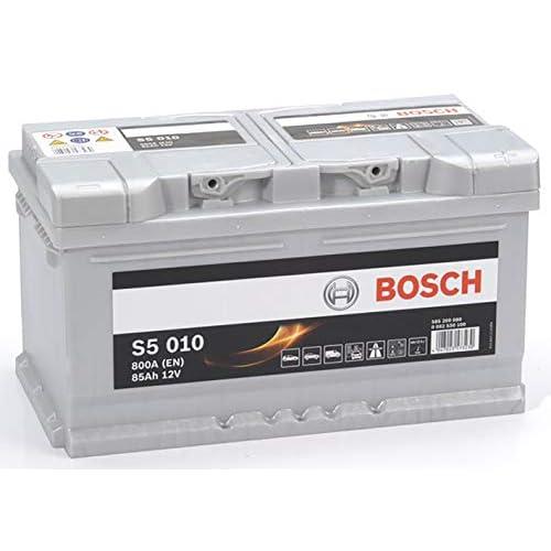 Bosch-S5010 Batteria Silver Auto 85A/h-800A