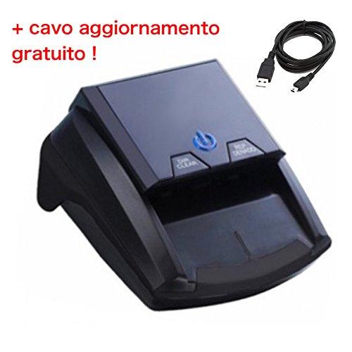 Rilevatore Banconote False Cashtester CT331 Nero