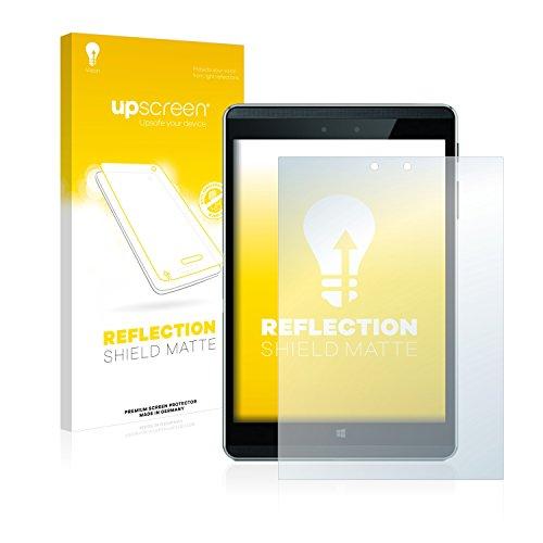 upscreen Entspiegelungs-Schutzfolie kompatibel mit HP Pro Tablet 608 G1 – Anti-Reflex Bildschirmschutz-Folie Matt