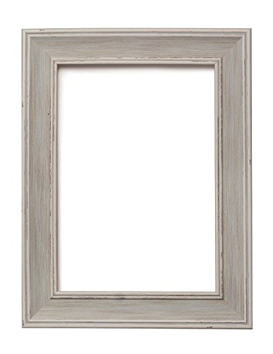 Paintings Frames SC ? Style Shabby Chic Cadre Photo Cadre Photo | | Poster Cadre ? Scpf-2?46?20-Parent - 6 x 4 - Distressed Blue