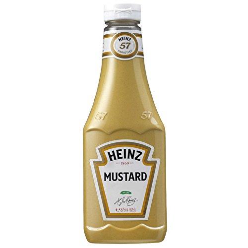 Heinz Senf mittelscharf Squeeze Dosierflasche a 875ml
