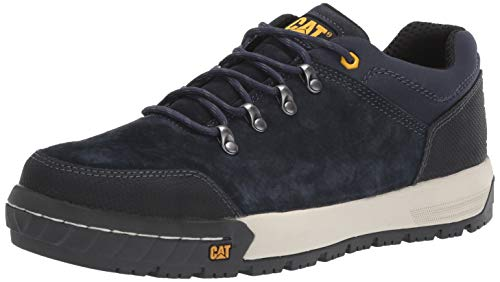 Caterpillar Men's Converge Steel Toe Industrial Shoe, Vintage Indigo, 09.5 M US