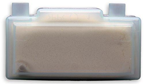 Eine (1 Stück) quigg Anti - Kalk - Kartusche / - Patrone Ersatz-Antikalk-Kartusche für QUIGG Dampfbügelstationen DBS 2200, 2400 und 3000 und CONDEL DBS700 Bügelstation - passt NICHT bei QUIGG DBS 700
