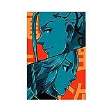 Japanisches Anime-Poster Draken vs Mikey Tokyo Revengers,