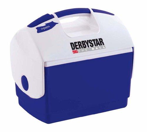 Derbystar Kühlbox Mittel, 6 l, blau weiß, 4512000000