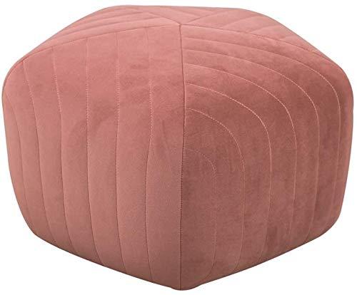 Woonkamer stoel Origami Stervorm zitzak Bed Chair - Bean Bag Recliner Kussen, indoor en outdoor Garden Lounge Gamer Chair Foot Kruk, Poef/Bank (Kleur: Groen) (Color : Pink)