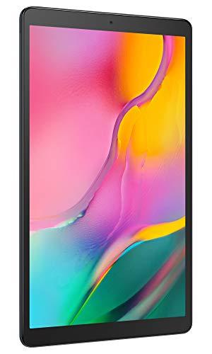 Samsung Galaxy Tab A (2019) SM-T510N Tablet 32 GB Schwarz - Tablets (25,6 cm (10.1 Zoll), 1920 x 1200 Pixel, 32 GB, 2 GB, Android 9.0, Schwarz)
