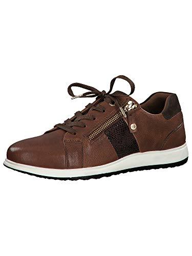 Tamaris PureRelax Damen Sneaker 1-1-23755-25 449 weit Größe: 40 EU