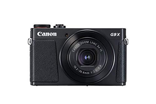 Canon - Powershot G9 X Mark II - Appareil Photo numérique Compact - Noir