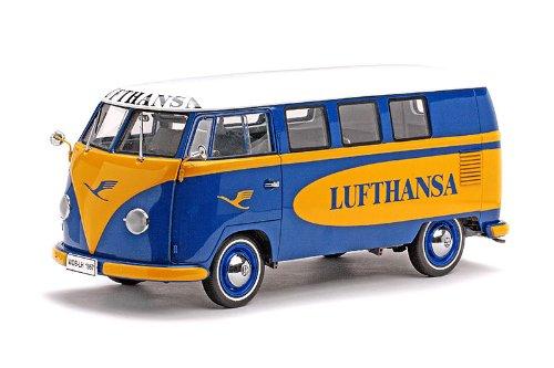 SUN STAR サンスター 1/12 1957 Volkswagen Kombi - Lufthansa フォルクスワーゲン コンビ バス vw bus ルフトハンザ