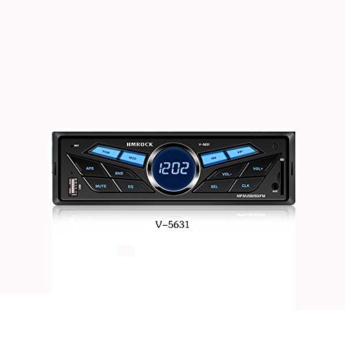 Boomboost Voiture Lecteur MP3 Voiture stéréo électronique sismique Technologie Audio véhicule Intelligent Radio