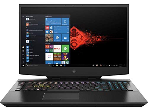 HP - Gaming OMEN 17-cb0002nl Notebook Gaming, Core i7-9750H,...