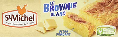 ST MICHEL BISCUITS Brownie Chocolat Blanc 240 g