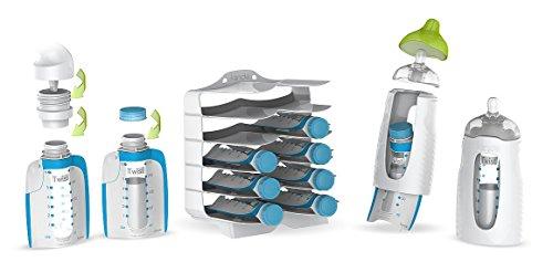 Babymoov Kit de Amamentação Twist Branco/Azul