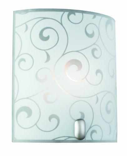 globo Wandleuchte Spiegelleuchte Lampe Beleuchtung Badezimmer Metall Glas 40401-1 Bike