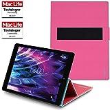 Hülle für Medion Lifetab P9702 Tasche Cover Case Bumper | in Pink | Testsieger
