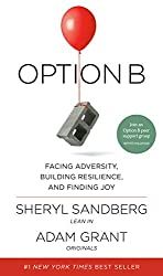 Cover of Option B by Sheryl Sanberg