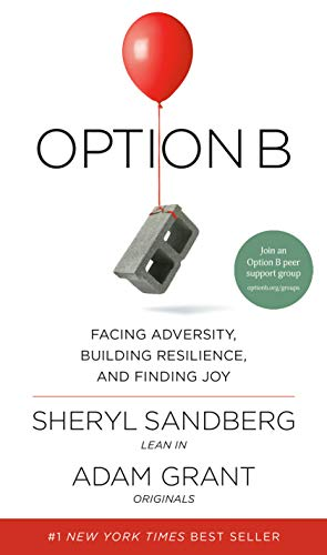 Image of Option B: Facing Adversity, Building Resilience, and Finding Joy