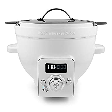KitchenAid KSM1CBT Precise Heat Mixing Bowl For Tilt-Head Stand Mixers