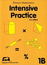 Primary Mathematics Intensive Practice U.S. Edition 1B