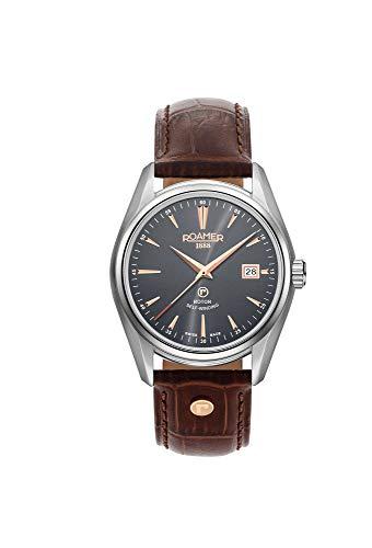 Roamer Searock Classic Automatik Armbanduhr 210633 41 05 02