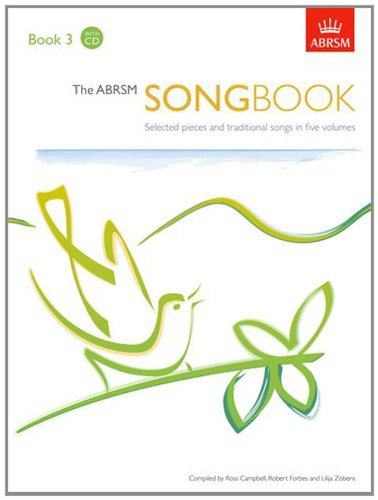 The Abrsm Songbook, Book 3: Selected Pieces and Traditional Songs in Five Volumes