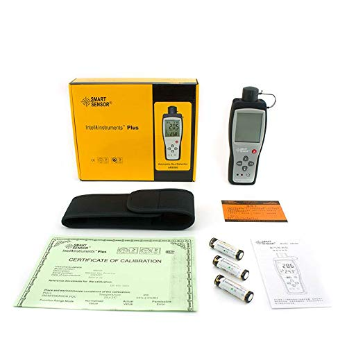 AR8500 Handheld Ammonia Gas Detector Range 0-100PPM Rechargeable Li-battery LCD Backlight Sound Light Alarm NH3 Gas Detector: Amazon.com: Industrial & ...