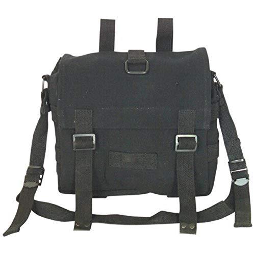 Fox Outdoor Products German Shoulder/Bread Bag, Black, Full