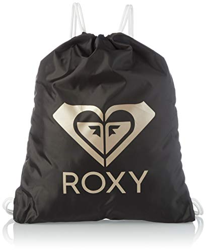 Roxy Light As A Feather Solid-Backpack, Donna, Anthracite, One Size