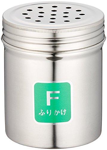 遠藤商事 業務用 TKG 調味缶 大 F (ふりかけ) 18-8ステンレス BTY716