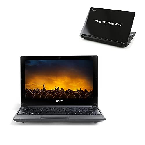 "Netbook Acer Aspire ONE D255 Display LED 10"" RAM 1GB DDR2 ATOM N450 1.66 GHz Tastiera Italiana Windows XP Pro Trial PC PORTATILE SSD WEBCAM NOTEBOOK (Ricondizionato) (SSD 240GB)"