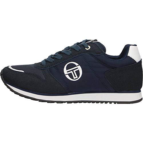Sergio Tacchini 08 Navy Loris Scarpa Uomo Sneaker STM023001