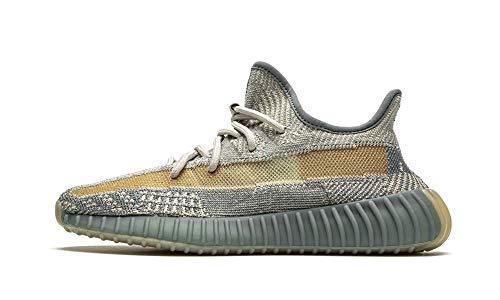 adidas Zapatillas Uomo Yeezy Boost 350 V2 FW3042, color Gris, talla 42 EU