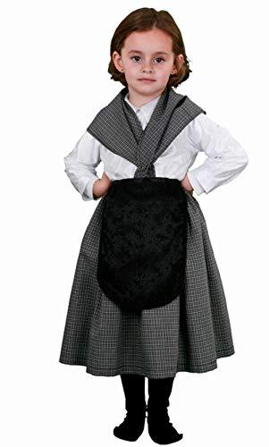 Disfraz de Castañera en varias tallas para niña: Amazon.es ...
