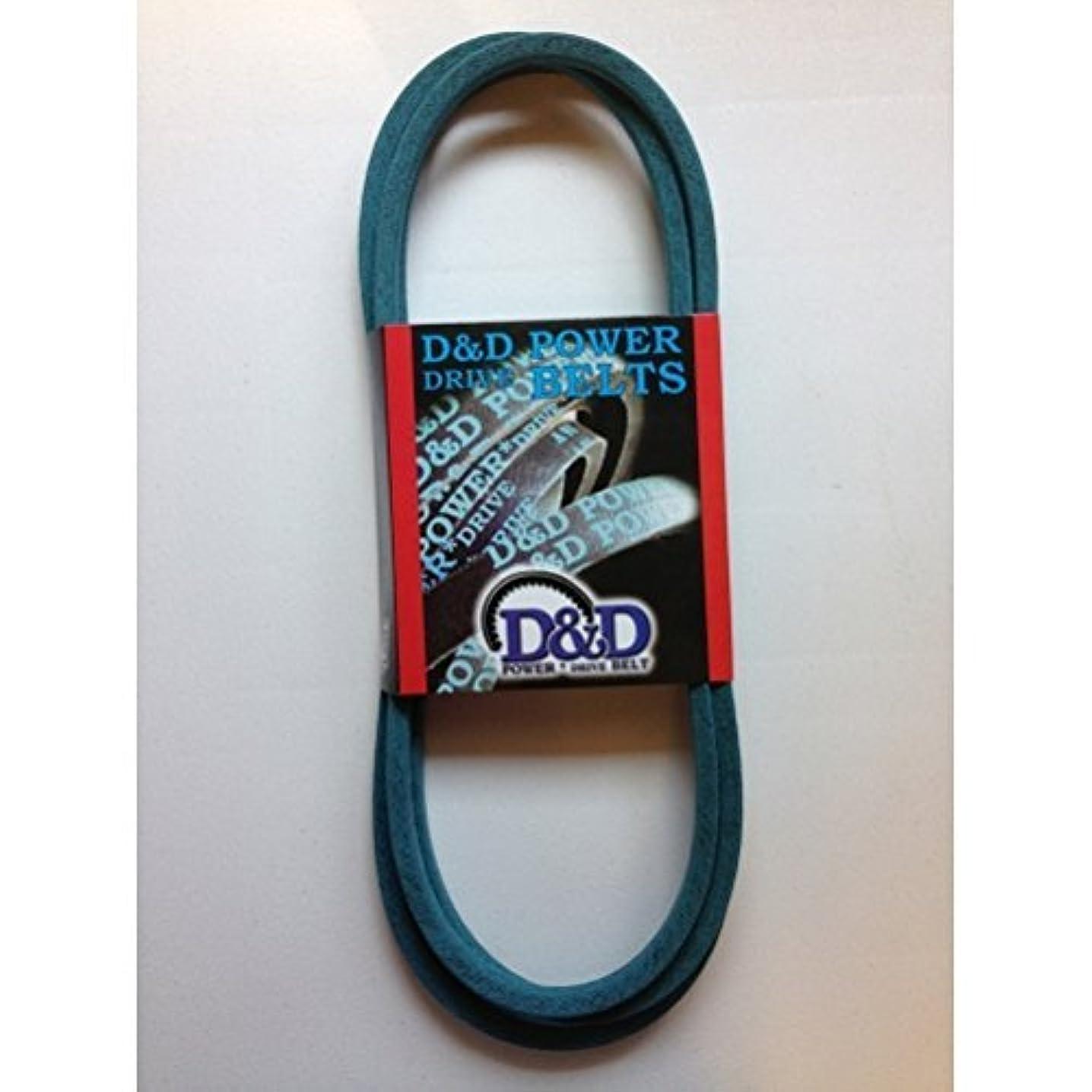 D&D PowerDrive 107-1735 Toro or Wheel Horse Kevlar Replacement Belt, Aramid, 132