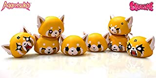 Squishme Just Toys Aggretsuko Sanrio Set of 8