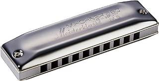 Hohner Harmonicas 580D Meisterklasse Harmonica, Chrome