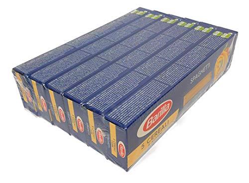Barilla 400g×6箱セット 五穀のパスタ スパゲッティ