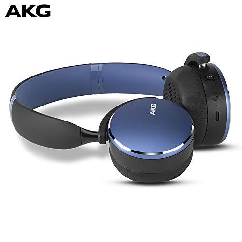 AKG Y500 On-Ear faltbare drahtlose Bluetooth-Kopfhörer -...