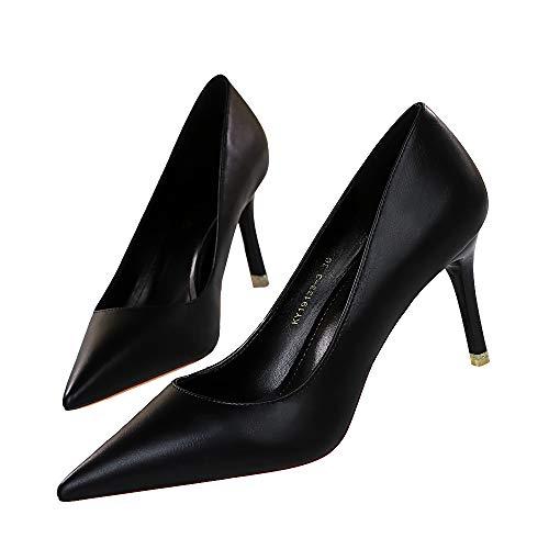 Zapatos de tacón Alto con tacón de Aguja de Boda para Mujer,...