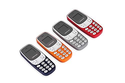 El móvil más pequeño del mundo BM10 Azul o gris