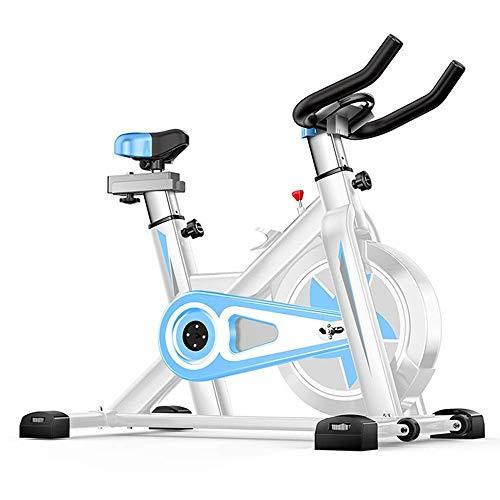 ZCYXQR Bicicletas estáticas Spinning Silent Home Bicicleta de Ejercicios Inteligente para Interiores Equipo de Fitness para Entrenamiento Cardiovascular (Deporte de Interior)