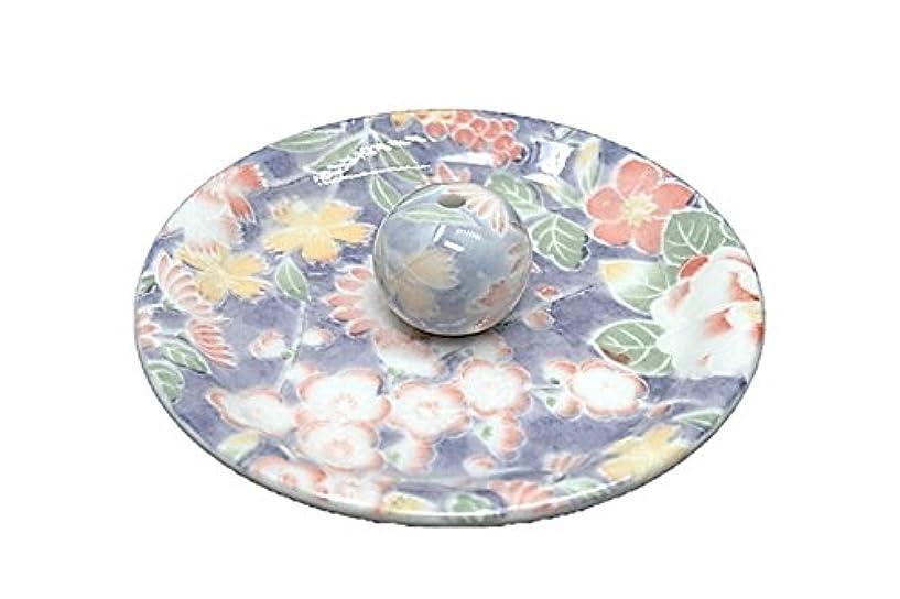 高揚した困惑した信念9-28 華友禅 9cm香皿 お香立て お香たて 陶器 日本製 製造?直売品