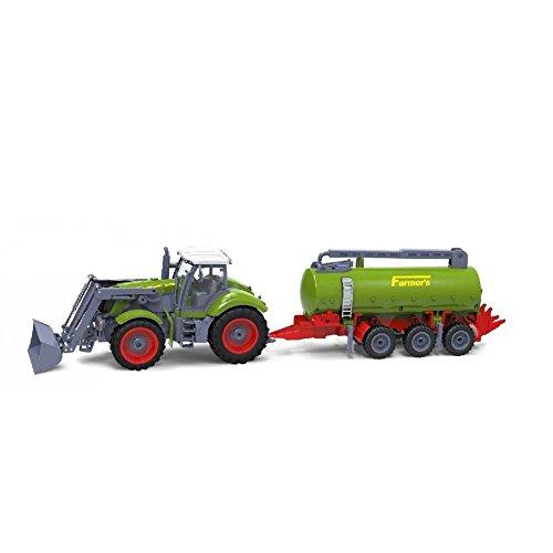 RC Auto kaufen Traktor Bild 3: Riesenr XXL RC ferngesteuerter Traktor mit Anhänger Trecker*