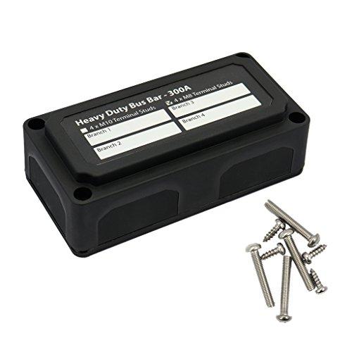 1 Stück Verteilerbox Höchste Stromschiene (300A) Verteilerblock-Verteilerleiste