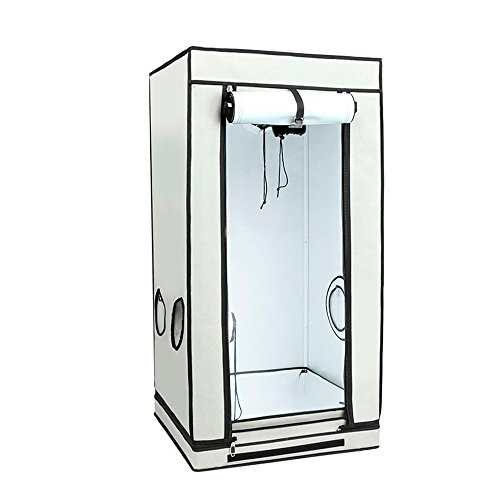 Grow Room Indoor Tent HOMEbox Ambient Q80 PAR+ (80x80x120cm)