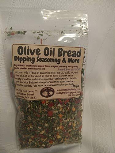 Olive Oil Bread Dipping Seasoning