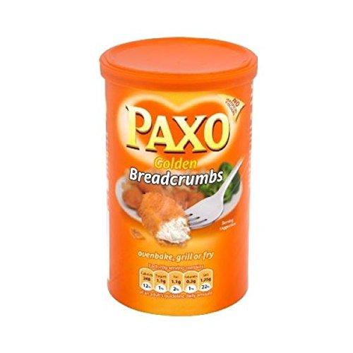 Paxo Golden Breadcrumbs 227 Gm - 227 Gm - Paquete de 6