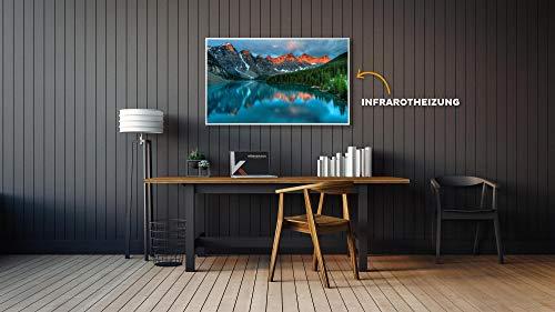 Könighaus Bildheizung Infrarotheizung mit hochauflösendem Motiv 5 Jahre Garantie kaufen  Bild 1*
