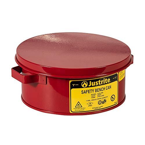 Justrite 10375 1 Gallon, 4 1/2